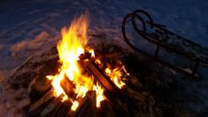 steel frame and fire