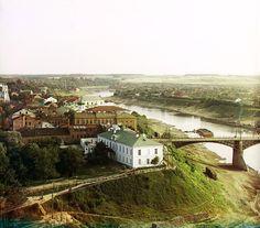 Редчайшие цветные фотографии Российской империи начала 20-го века • НОВОСТИ В ФОТОГРАФИЯХ