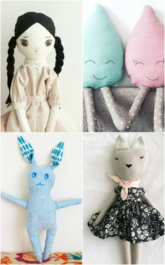 Etsy Gift Guide: Linen For Little People