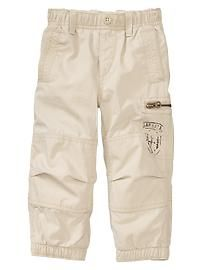 Canvas lifestyle pants