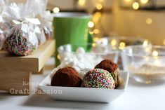 """hot cafe mocha truffles from """"craft passion""""  http://www.craftpassion.com/2012/01/recipe-hot-cafe-mocha-truffles.html/2"""