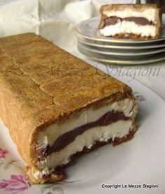 Semifreddo mascarpone nutella