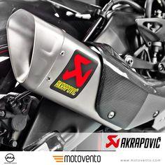 Baştan çıkarıcı sesi, yenilikçi teknolojisiyle Akrapovic!
