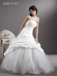 Brautkleid ausgefallen