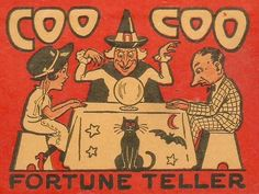 fortune telling game