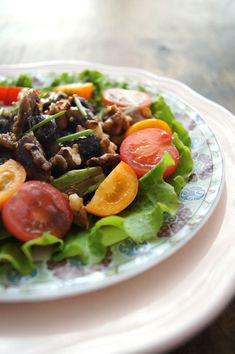 Перигорский салат 2
