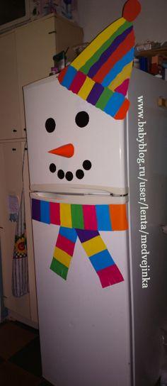 Идеи для Нового года. - Новый год, дни рождения - праздники и подарки - Babyblog.ru