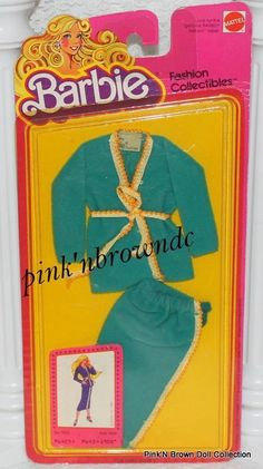 Barbie Fashion Collectibles 1905 Vintage 1979 Best Buy Fun Favorites MIP | eBay