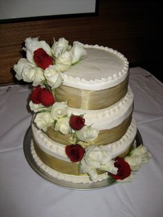 wedding cake from Alta Lodge pastry chef