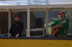 Clà Ferrovia - Singen aus voller Kehle