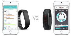 Fitness Trackers Try-Out: Polar Loop vs. Fitbit Flex