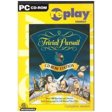 Trivial Pursuit CD-Rom Edition for PC from Replay