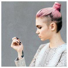 #hairgoals Grimes