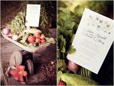 Farm To Table Wedding Ideas | Love Wed Bliss