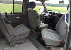 Volkswagen Multivan T4 TDI Navi-Standhz-ssd as Van / Minibus in Gleizendorf