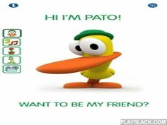 Talking Pato Free  Android App - playslack.com ,  You've already enjoyed playing with Talking Pocoyo, and now you can play with Pocoyo's best friend!With Talking Pato, you can always keep one of the most fun and surprising characters from the Pocoyo series in your pocket! Prepare to laugh and play with this wonderful new application.You can make Pato dance, play various instruments with him, play an exciting flower game, and enjoy his multitude of entertaining interactive features. Pato can…