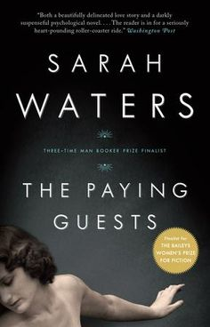 {WANT TO READ} The Paying Guests by Sarah Waters - a book I've been meaning to read #MMDchallenge #MMDreading