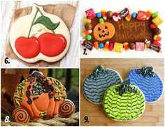 Pumpkin Project Collage 2 ~ 20+ Creative Ways to Use A Pumpkin g Cookie Cutter ~ sweetsugarbelle.com