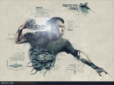 Prototype 55083 by Patrick Tang, via Behance