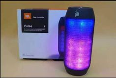JBL Pulse 2 Portable Splashproof Bluetooth Speaker (Black) Electronic Devices, Great Deals, Speakers, Bluetooth, Electronics, Awesome, Hot, Christmas, Black