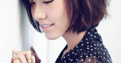 bob haircut ♡∀♡ | LELLIAN | Pinterest | Bobs, Bob haircuts and Haircuts