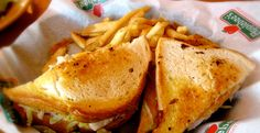Applebee's Club House Grill Sandwich - Make your favorite Restaurant & Starbucks recipes at home with Replica Recipes!