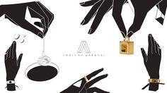 #nuevoendiseniamx  Desde Italia nos llegó la colección de Adriana Gerbasi diseñadora venezolana basada en Roma  Conoce más de esta fascinante colección en Disenia.mx  Exclusivo en México con Disenia