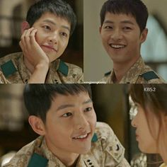 ~ Big boss ❤ #DOTS becomes first drama in 4 years to break ratings records in korea  . Q: Where are you from? ✌ ⚠ Joong Ki Doesn't have any social media