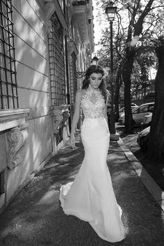 Julie Vino Rome Bridal Collection 2017. For more wedding dress inspiration, visit http://www.boutiquebridalconcepts.com/suppliers/wedding-dresses #weddingdresses #wedding #julievino