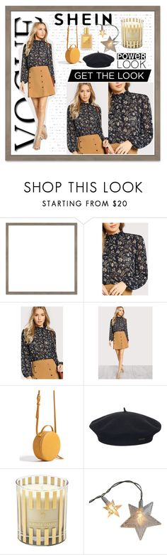 """""""#sheinlook"""" by amkica ❤ liked on Polyvore featuring Forever 21, Element and Tom Ford"""