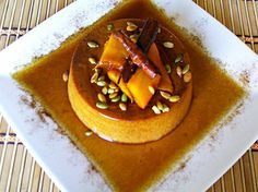 Pumpkin Flan - Delicious Flan Recipes | Qué Rica Vida