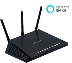 The NETGEAR Nighthawk Smart Wi-Fi Router delivers extreme Wi-Fi speed for gaming up to The Dual Core processor boosts wireless & Wireless Wifi Router, Gaming Router, Monitor, Dual Band Router, Internet Router, Tecnologia