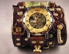 Steampunk watch.