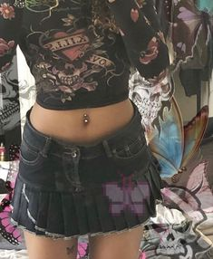 Grunge Outfits, Edgy Outfits, Cute Outfits, Fashion Outfits, Fashion Tips, Grunge Clothes, Hippie Grunge, 90s Grunge, Alternative Outfits