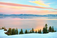 Tahoe Sunset / http://www.sleeptahoe.com/tahoe-sunset-2/
