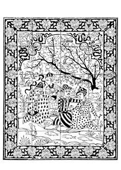 Thai Decorative Designs (Dover Design Coloring Books): Marty Noble ...