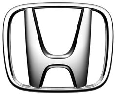 Honda bil logo PNG varumärke