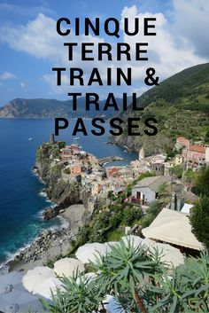 "There are two types of cards, one, named ""Cinque Terre Card"", allows visitors to to access services and travel facilities and a second one, ""Cinque Terre Card Treno"" includes unlimited train trips in the Park area. Follow my blog at www.beerandcroissants.com"