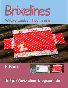 Brixelines Wickelzauber Two in one Abnehmbare Taschen
