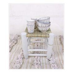 Céramique Marocaine: bols, gobelets, verre Beldi... Noir, gris, taupe en vente sur ETSY ou me contacter à blanc.boheme@orange.fr