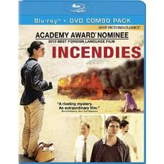 An Oscar-nominated mystery involving young adult twin brother and sister dealing with new revelations after their mother's death. They unravel the mystery by finding clues that lead from their home in Canada to their mother's birthplace in the Middle East. It's very compelling. This is the Blu-Ray, but it's on Netflix on DVD. (In French and Arabic)