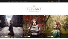 Elegant Blogger Template | Free Blogger Templates Gallery