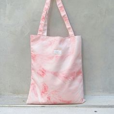 Pink Flamingo High Quality Canvas tote bag by MoriStore on Etsy