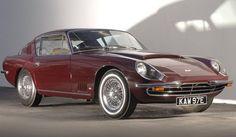 1966 Aston Martin DBSC Touring