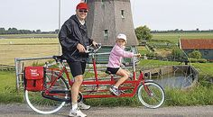 Fietsen en varen met de kinderen rond het IJsselmeer:  Hoogtepunten van de fietsvakantie  • Noord-Hollands Polderland  • Giethoorn  • nationaal park de Weerribben  • Dolfinarium Hardewijk