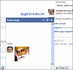 Convert your any Image into Facebook chat codes. ~ Safe Tricks