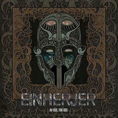 Einherjer - Av Oss, For Oss on LP