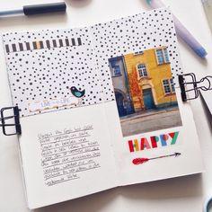 Traveler's Notebook Amy Tangerine sticker