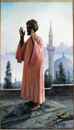 Islamic Paintings, Indian Art Paintings, Alhamdulillah, Muslim Images, Arabian Art, Baroque Art, Jojo Bizzare Adventure, Islamic Pictures, Elements Of Art