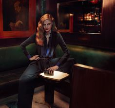 Gucci Pre-Fall 2012 Advertising Campaign